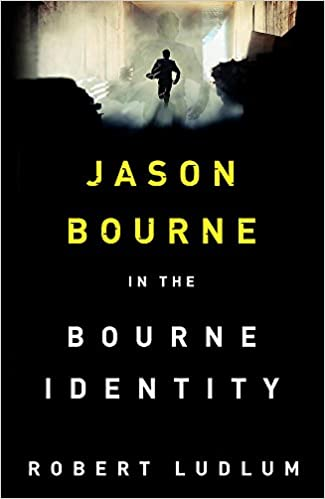 The Bourne Identity [EN] - Robert Ludlum