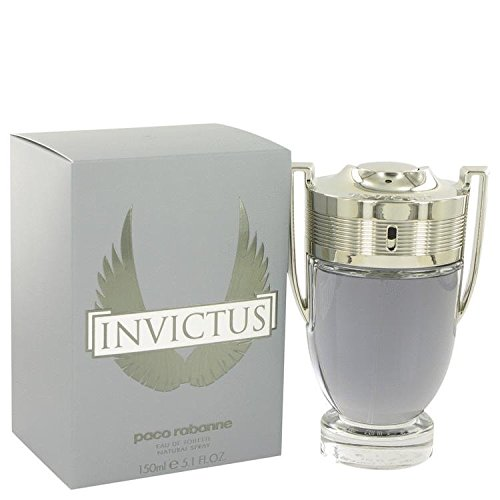 Invictus by Paco Rabanne Eau De Toilette Spray, 5.1 Fl Oz