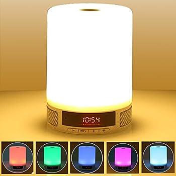 Lifecharge ONT-BT-37243 Bluetooth Lamp Speaker