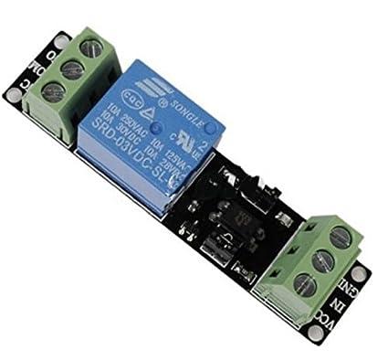 3V Relay High Level Driver Module optocouple Relay Module for Arduino  Raspberry