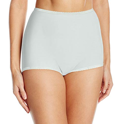 Bali Women's Skimp Skamp Brief Panty, Soft Celadon, 10