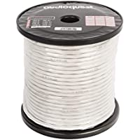 AudioQuest 100ft Slip-dB 16/2 Color Blanco Cable de Altavoz