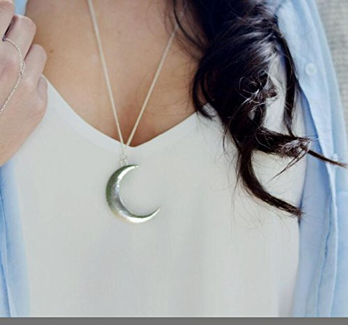 jewelry-tycoonrlarge-antique-silver-crescent-moon-necklace-crescent-moon-jewellery-crescent-moon-pen