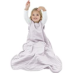 Woolino Toddler Sleeping Bag, 4 Seasons