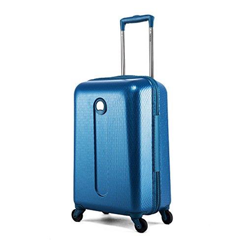 DELSEY Valise Helium 128 L 76 cm (bleu) 001606821
