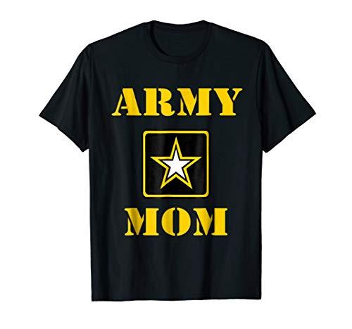 U.S. ARMY Proud Mom ARMY T-Shirt