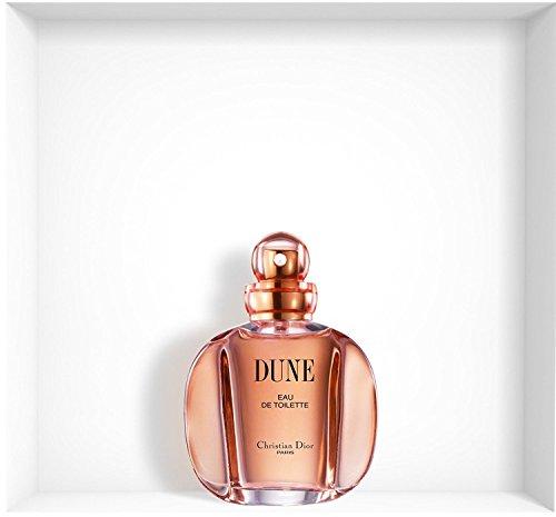 Dune By Christian Dior For Women. Eau De Toilette Spray 1.7 Ounces