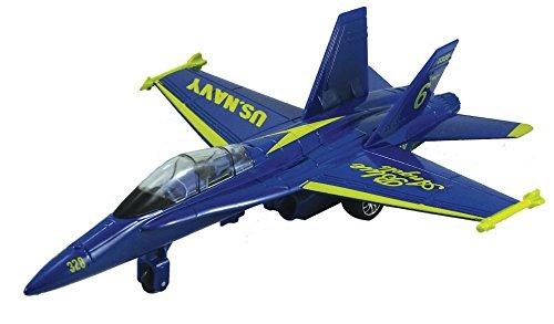 Hornet Jet (F-18 Hornet Blue Angel - 9)