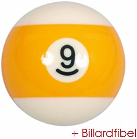 Pool Bola nº 9 57,2 mm 2 – 1/4