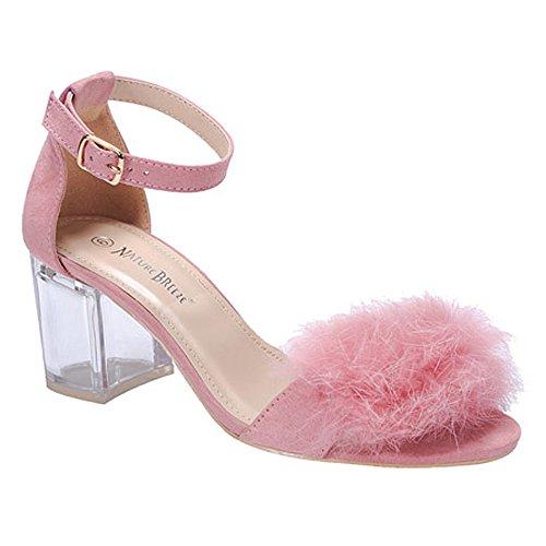 2 1/2 Inch Heel Fur - 4