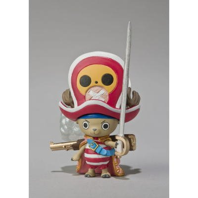 Bandai One Piece OVA Movie Film Z 3 Figure