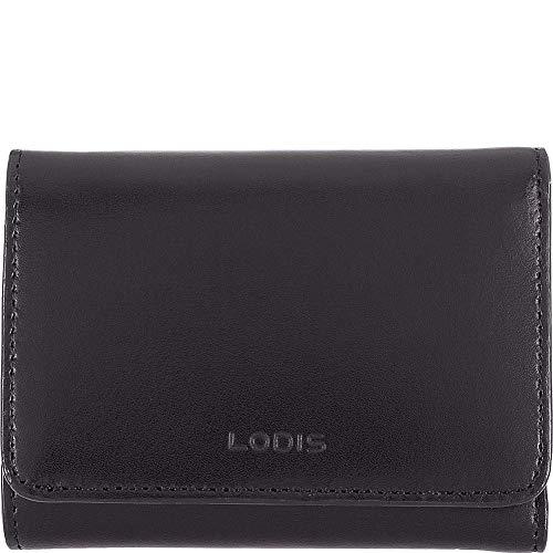 - Lodis Audrey RFID Mallory French Wallet (Black/Black)