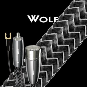 AudioQuest Wolf Subwoofer Cable with XLR Interconnect 5m
