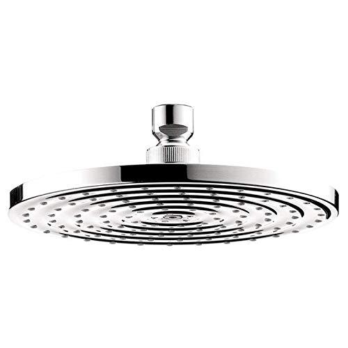 Hansgrohe 27476001 Raindance 180 Air Shower Head, 7-Inch, Chrome