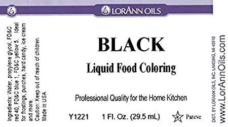 Amazon.com : Lorann Oils Liquid Food Coloring - Speciality Colors ...