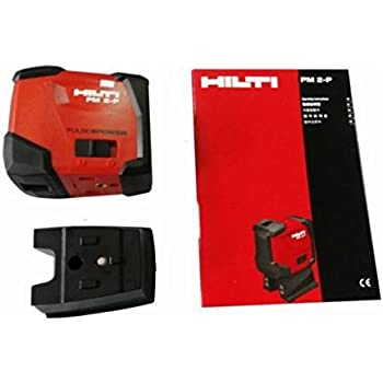 Amazon Com Hilti Laser Level Pm 2 Lg Line Laser Laser