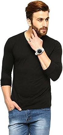 e954a93d188 Wild Thunder V Neck Full Sleeve T Shirt - Men s V Neck Full Hand T Shirt