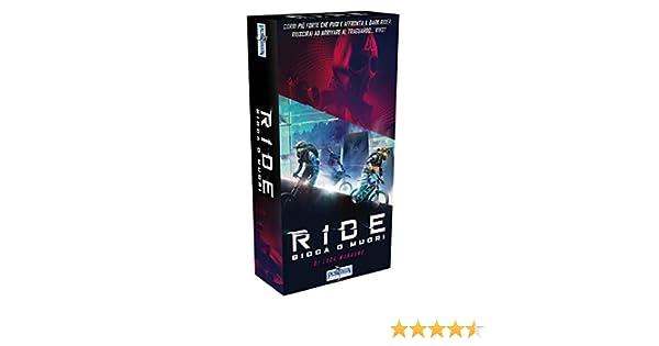 Asmodee Italia, Ride, Juego de Mesa: Amazon.es: Juguetes y juegos