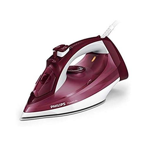 chollos oferta descuentos barato Philips Powerlife GC2997 40 Plancha Ropa Vapor 2400 W Golpe Vapor 160 g Vapor Continuo 40 g Suela Steam Glide Antical Integrado Autoapagado