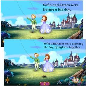 LeapFrog Interactive Storybook: Disney Sofia the First ...