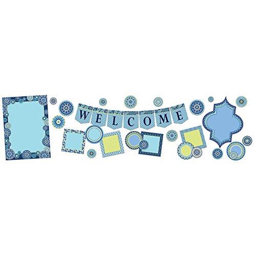 Eureka Educational Blue Harmony Welcome (847547) ()