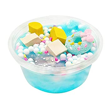 Beautiful Color Mixing Cloud Slime Scented Stress Kids Clay Toy Reliever Stress Gift Toys For Children Squeeze Toys Toys & Hobbies