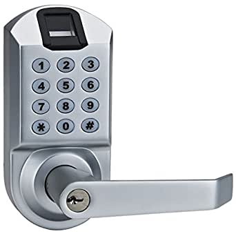 Scyan X7sc Keyless Keypad Door Lock With Fingerprint