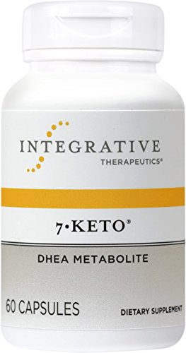 Integrative Therapeutics - 7-KETO DHEA Metabolite - 60 Capsules
