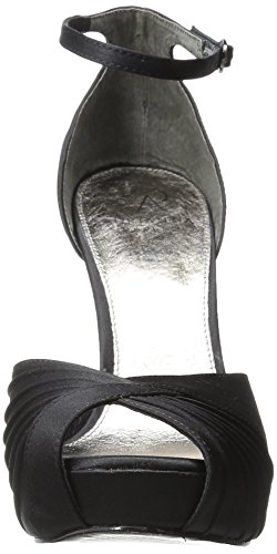 Papell Adrianna Black Women's Pump Rebecca Dress TaOwH