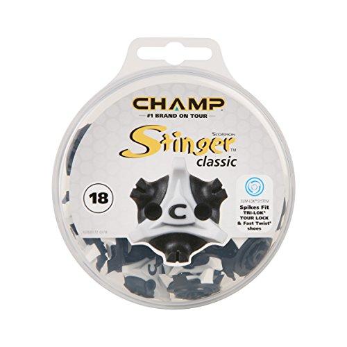 Champ Scorpion Stinger Classic Slim-Lok Golf (Champ Scorpion Golf Spikes)