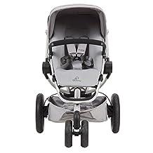 Quinny Buzz Xtra Stroller 2.0, Gravel Gray
