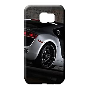 samsung galaxy s6 edge covers protection dirt-proof phone Hard Cases With Fashion Design mobile phone skins Aston martin Luxury car logo super