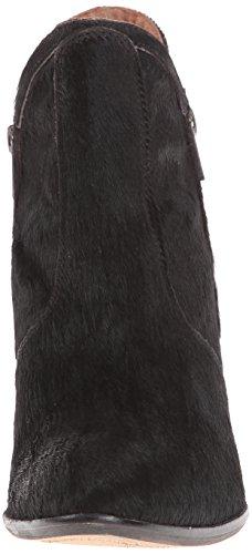 Seychellen Vrouwen Lucky Penny Bootie Black Pony Hair