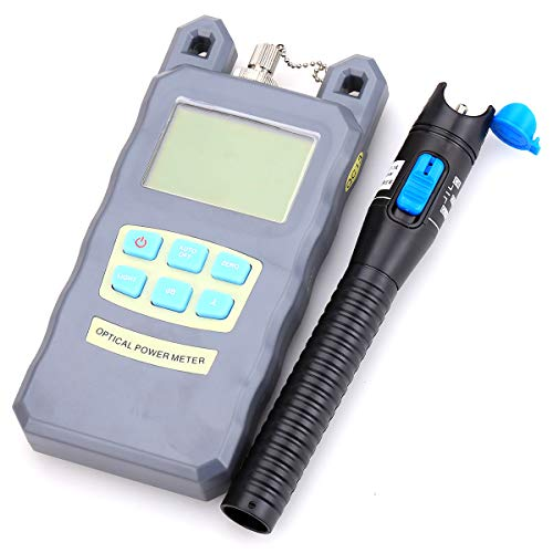 Fiber Optical Power Meter with 1mW 3-5KM Plastic Visual for sale  Delivered anywhere in Canada