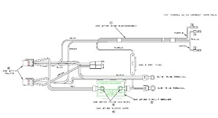 Cmc Trim And Tilt Wiring Diagram - Data Wiring Diagram Blog