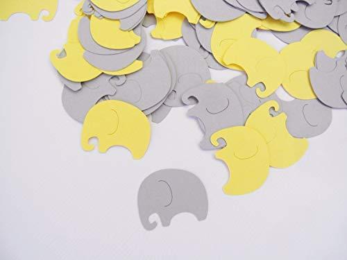 Baby Elephants Table Confetti | 100 pcs |
