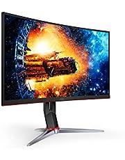 "AOC C24G2 23.6"" 165Hz Full HD Curved Monitor with FreeSync"
