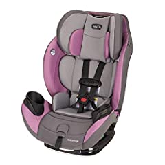 The EveryStage LX All-in-One Car Seat has been scientifically engineered for maximum safety, comfort, and real-world living. This all-in-one kids' car seat is diverse, easy to install, and provides a safe and secure ride for up to a decade. T...