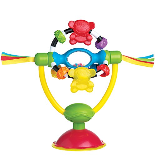 Playgro 0182212107 Baby High Chair Spinning Toy for baby infant toddler children Futura High Chair