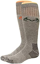 Best Heavyweight Merino Wool Elimishield Boot Socks 2 Pair