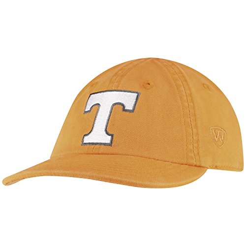 Top of the World Tennessee Volunteers Infant Hat Icon, Orange, Adjustable