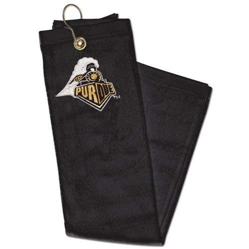 McArthur Purdue University Boilermakers Embroidered Golf Towel ()