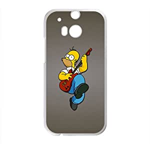 The Simpsons Phone Case for HTC One M8