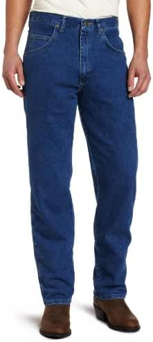 Wrangler Men's Rugged-Wear Relaxed-Fit Stretch Flex Denim Jean