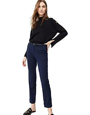Mango Women's Suit Trousers