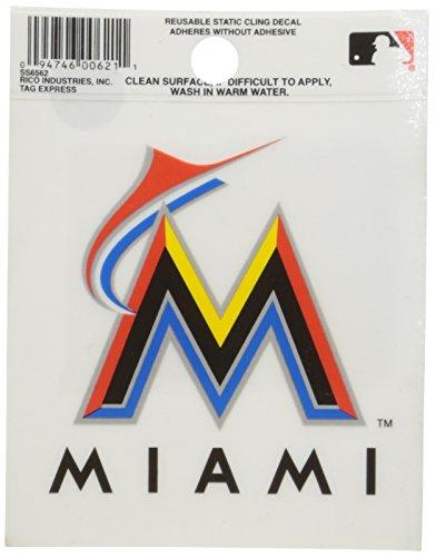 MLB Small Static Decal – DiZiSports Store