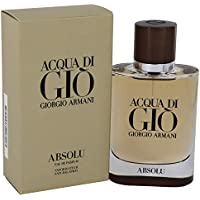 Acqua di Gio Absolu for Men by Giorgio Armani EDP Spray 4.2 oz. Deals