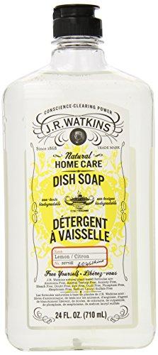 J R Watkins Natural Liquid Lemon