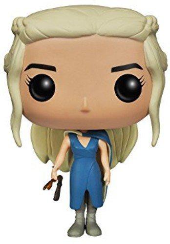 Funko Pop! Game of Thrones - Mhysa Daenerys con vestido Azul