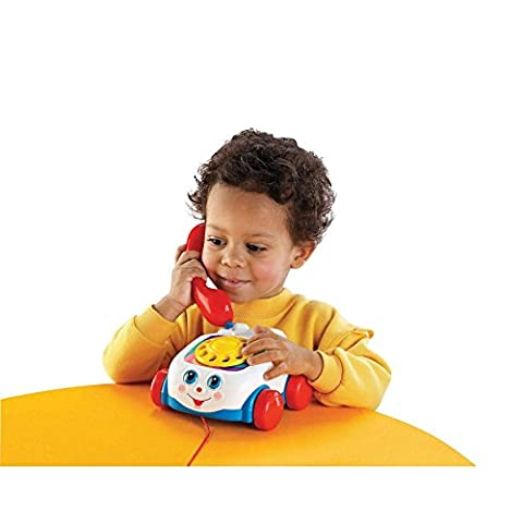 Fisher-price Chatter Telephone - Fisher Price Chatter Telephone